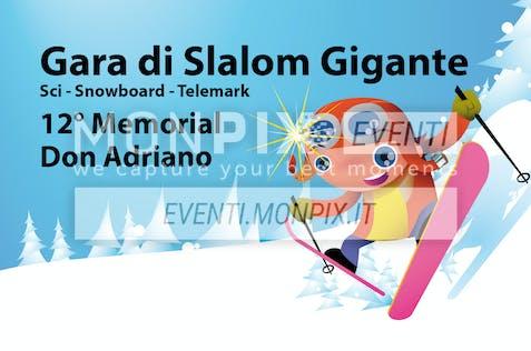 Gara Sci Don Adriano 2019